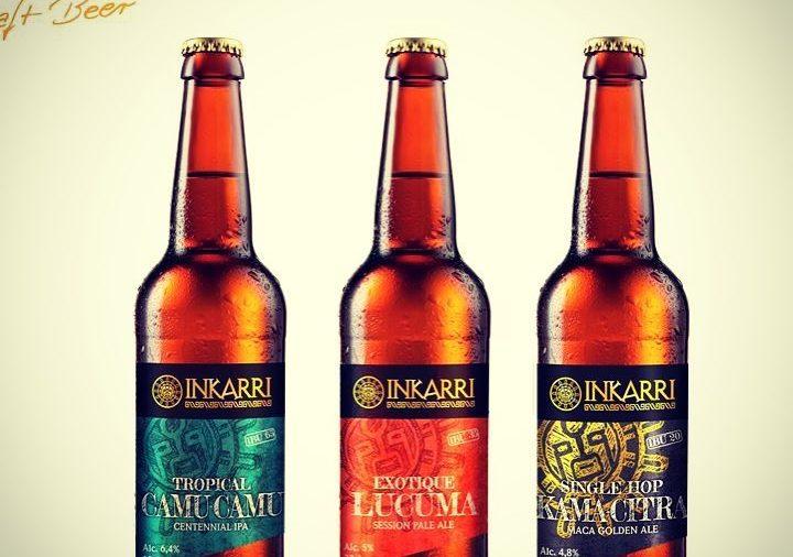 Les dessous de Inkarri : bière artisanale à la lucuma, fruit ancestral péruvien